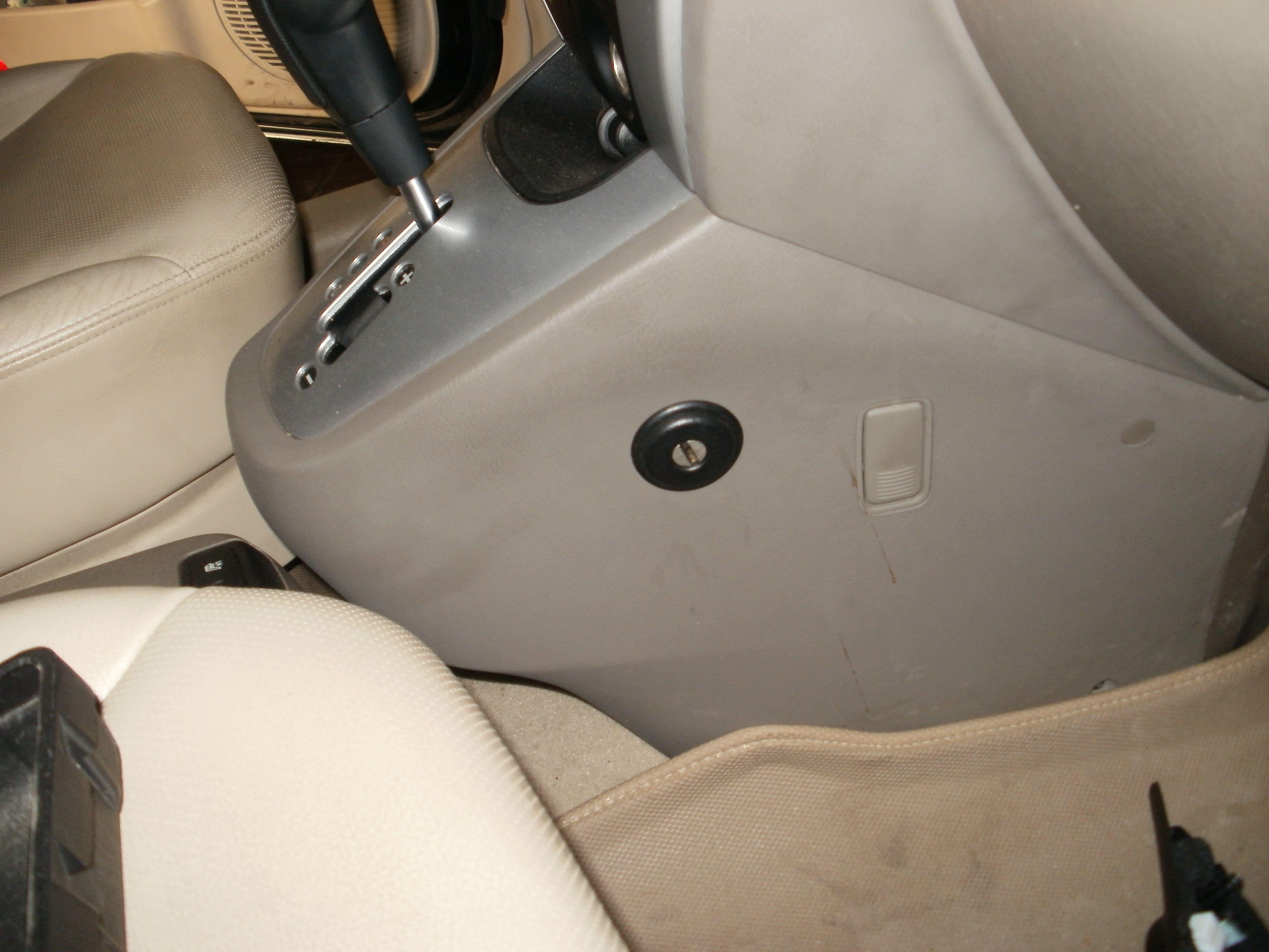 замок кпп на Hyundai i30
