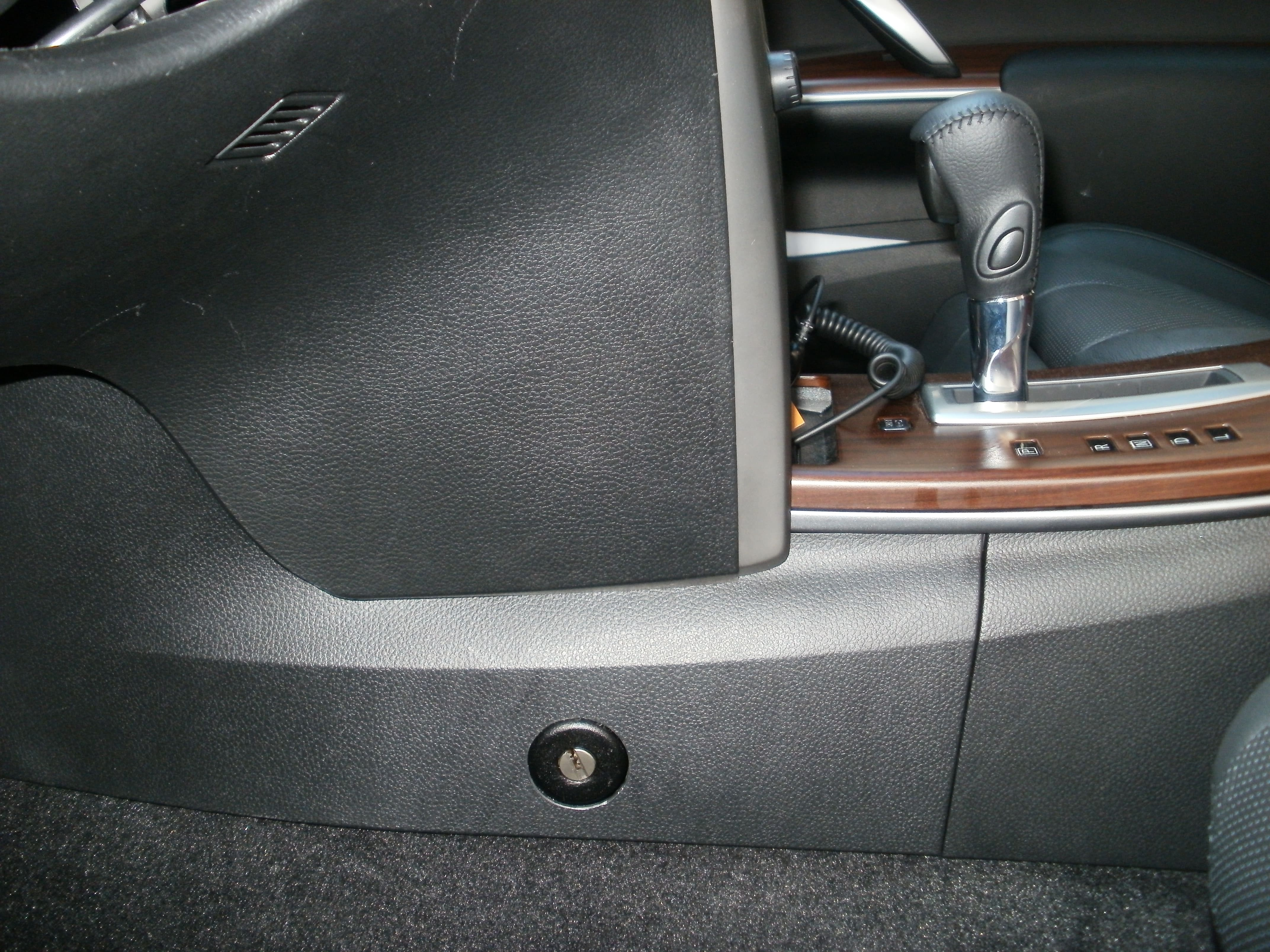 Установка Construct Nissan Teana