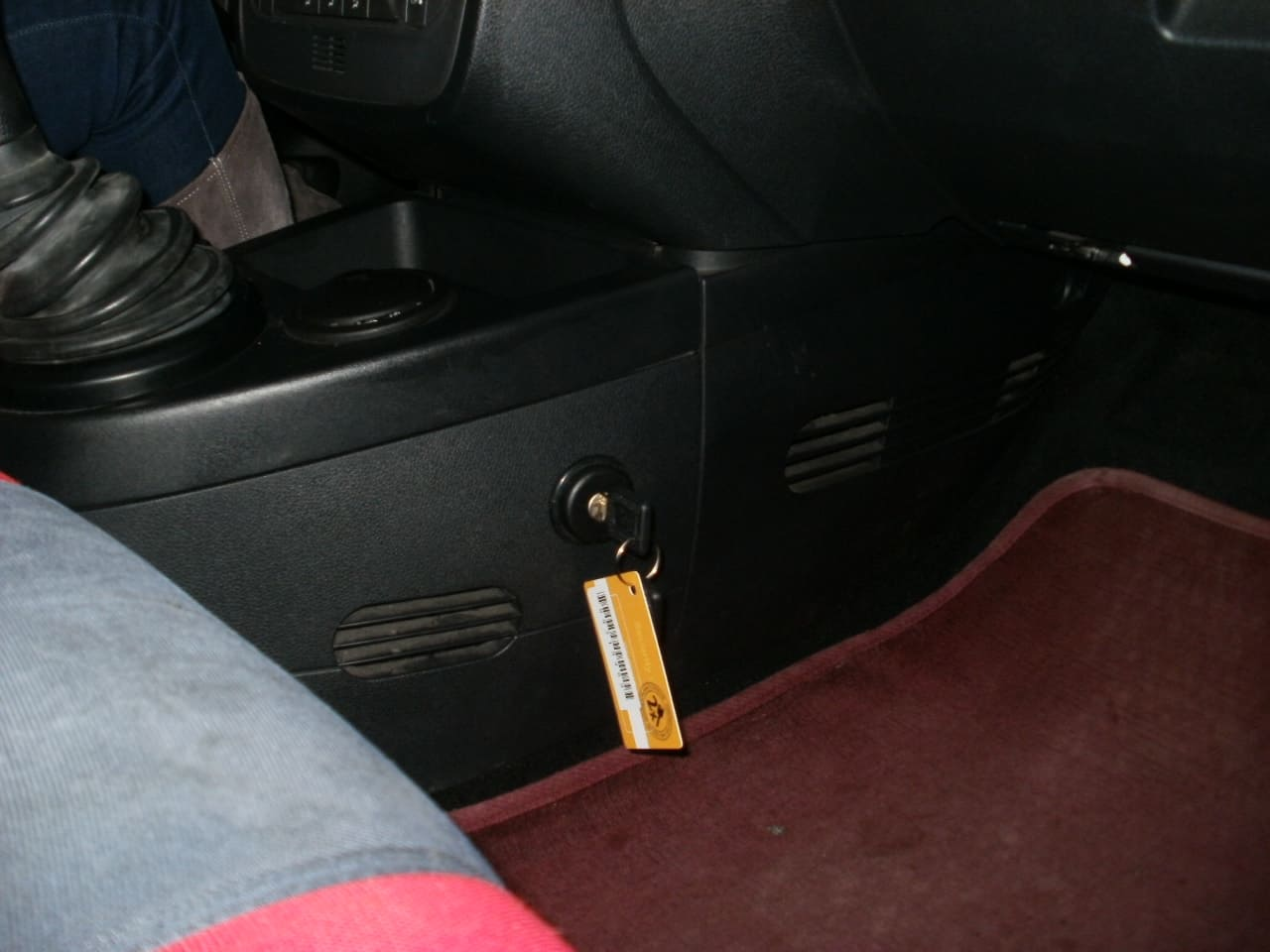 замк кпп констракт Ford Fiesta