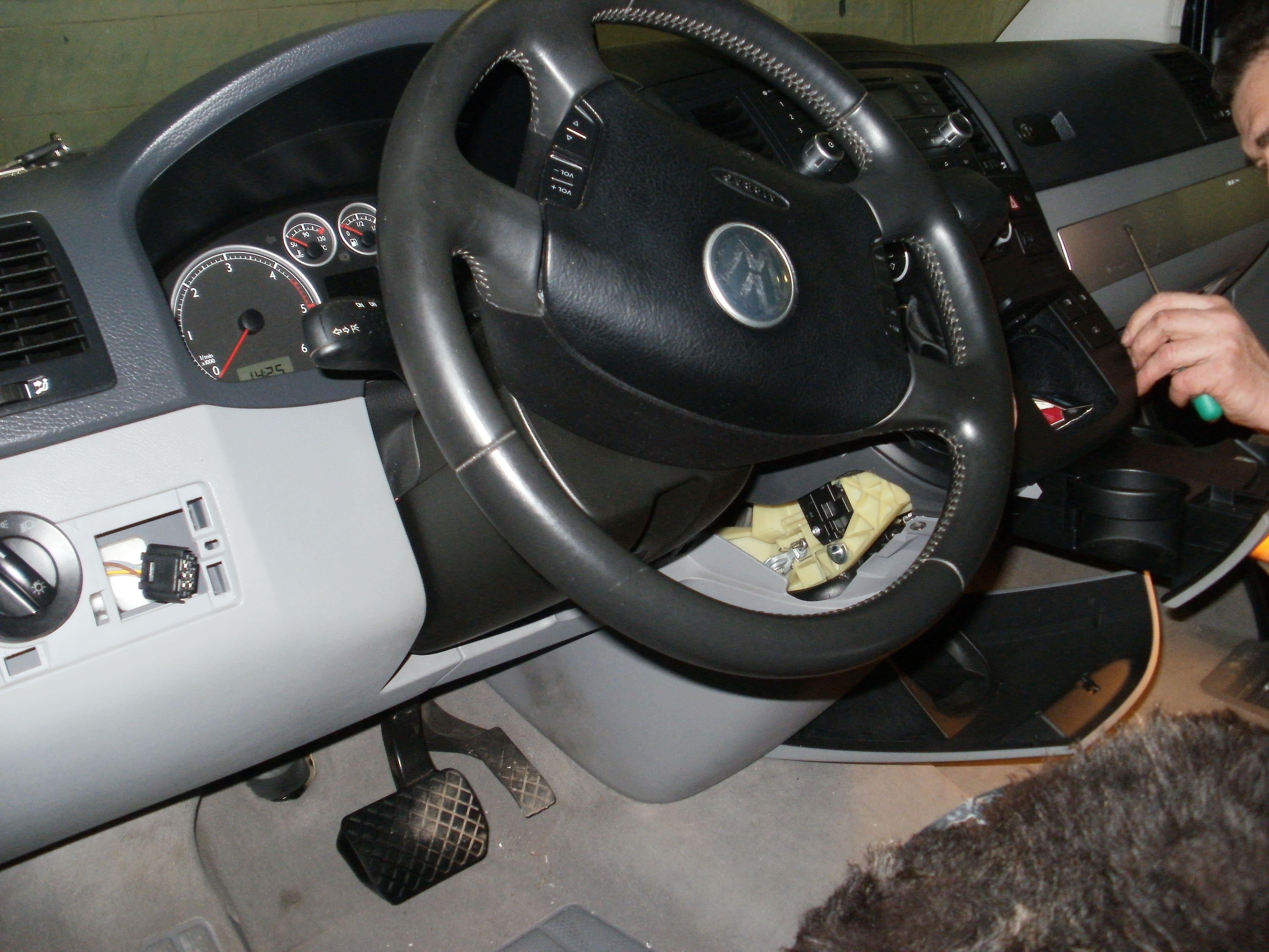 констракт на Volkswagen Multivan
