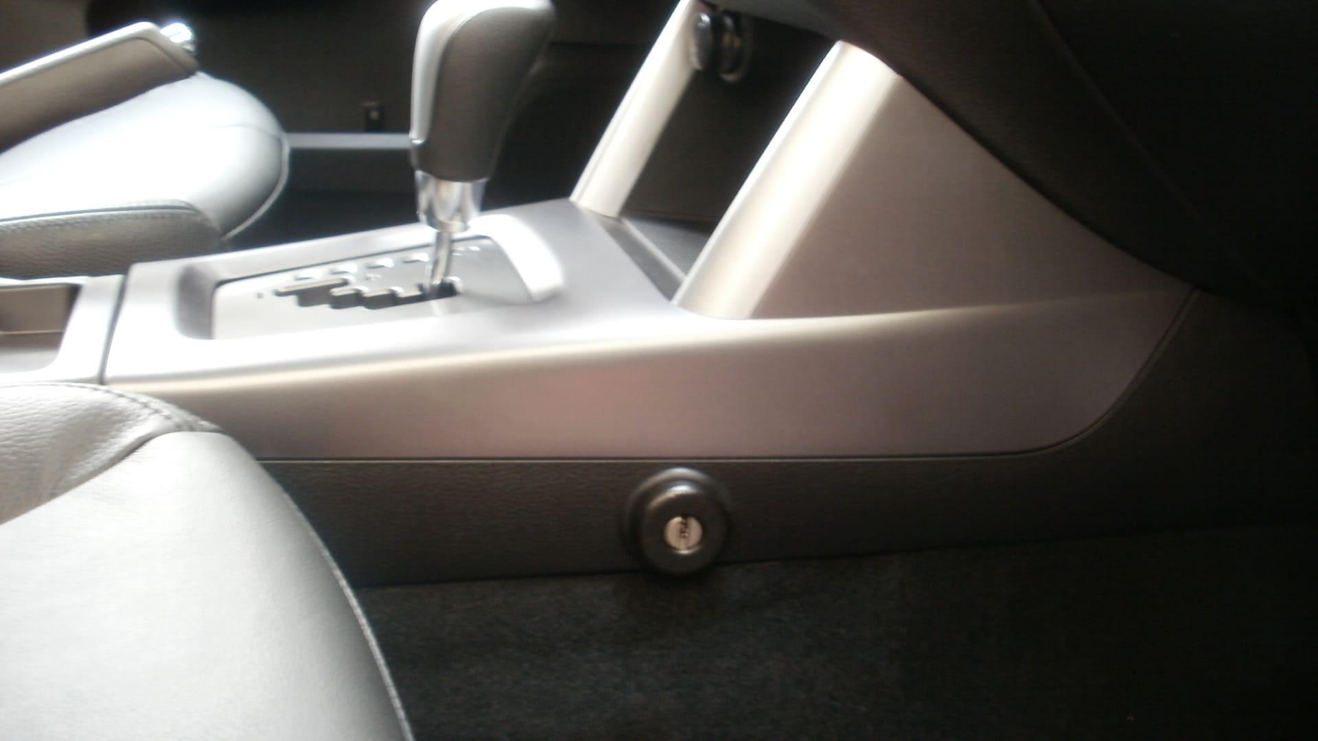 замок на кпп констракт Subaru Forester